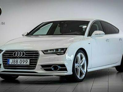 begagnad Audi A7 Sportback dealer