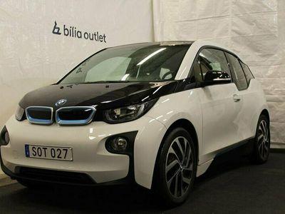 begagnad BMW i3 60 Ah REX Automat Comfort Euro 6 170hk