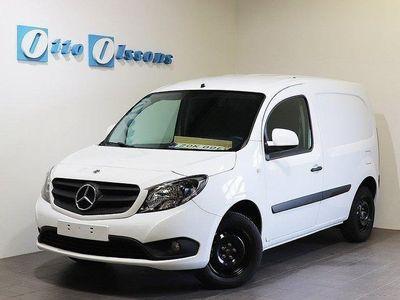 begagnad Mercedes Citan 109 CDI Euro 6 95hk