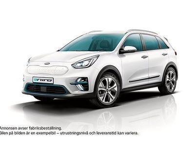 begagnad Kia e-Niro 64 kWh Euro 6 204hk Advance ink V-Hjul
