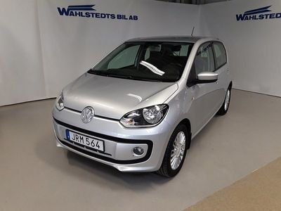 begagnad VW up! HIGH 75HK
