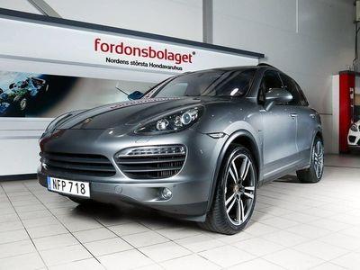 begagnad Porsche Cayenne S Diesel 382HK Svensksåld