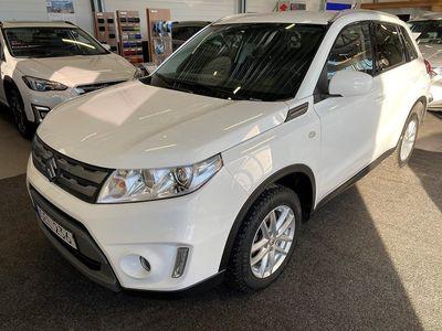 begagnad Suzuki Vitara 1.6 VVT GL Plus Euro 6 120hk Låg skatt 624kr