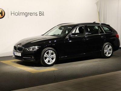 begagnad BMW 318 d Touring Business Advantage Edition