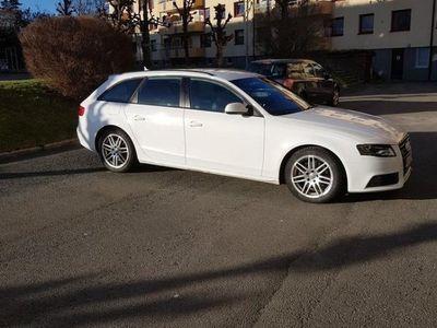 begagnad Audi A4 Quattro