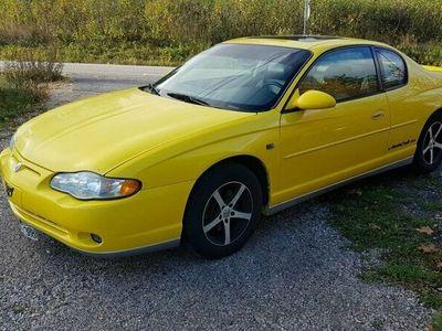 begagnad Chevrolet SS MONTE CARLO