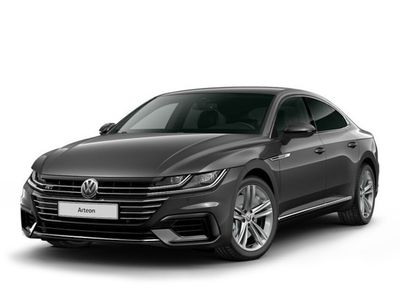 begagnad VW Arteon TDI 190HK DSG 4M R-lin