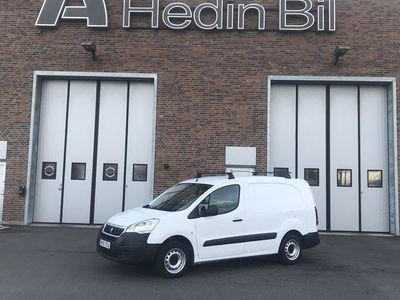 begagnad Peugeot Partner Van 1.6 BlueHDi 99hk Nyservad