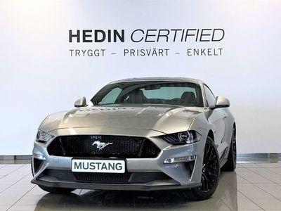 begagnad Ford Mustang GT Fastback 5.0 V8 450hk
