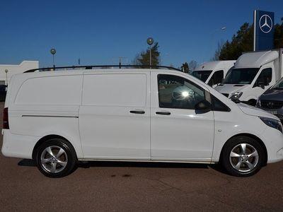 begagnad Mercedes Vito Benz 119CDI Aut Lång Edition 1 2017, Transportbil 274 875 kr