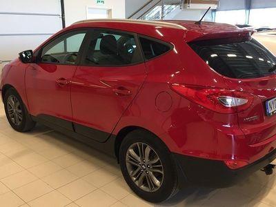 begagnad Hyundai ix35 1.7 CRDI Komfort -14