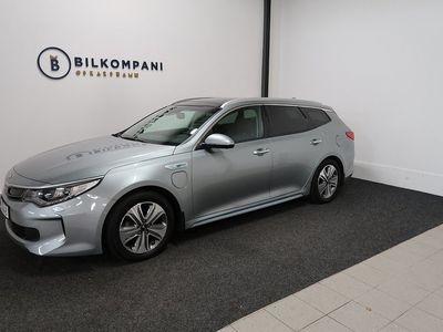 begagnad Kia Optima SW P-HEV Advance Plus 2 Drag