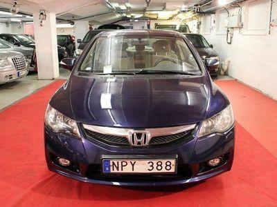 used Honda Civic Hybrid 1.3 i-DSI CVT 115hk