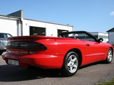 begagnad Pontiac Firebird Cabriolet / Skinn / AUT /
