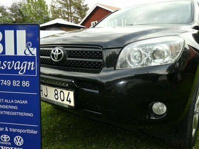 begagnad Toyota RAV4 2.0 VVT-i 4x4/ACC/DRAG/VÄLV/FINANS/ALU-F/FULLSER