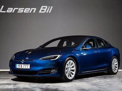 begagnad Tesla Model S 90D 423hk AWD Svensksåld