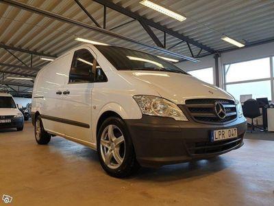 begagnad Mercedes Vito 110 CDI Lång 998 kr/mån 7 -11