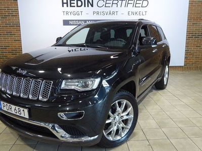 used Jeep Grand Cherokee 3.0 V6 CRD 4WD Automatisk (250hk)