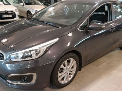 begagnad Kia cee'd Cee´d 1,6 CRDi 5dr Eco komfort, SoV-Hjul