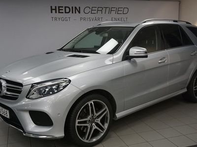 begagnad Mercedes 350 GLE BenzD 4MATIC AMG LINE COMAND 2016, SUV 429 000 kr
