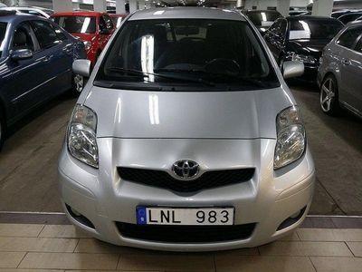 begagnad Toyota Yaris 5-dörrar 1.33 Dual VVT-i 101hk N