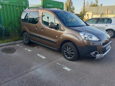 begagnad Peugeot Partner Tepee outdoor