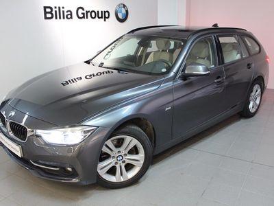 begagnad BMW 320 d xDrive Touring Aut Sport line Euro 6 190hk