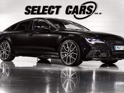 begagnad Audi RS7 Sportback 4.0 TFSI Quattro Tip-Troni