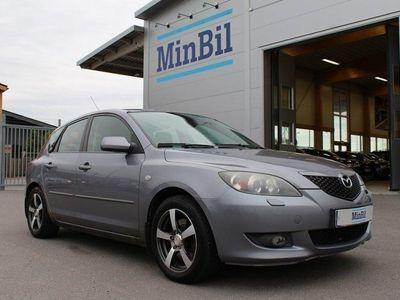 used Mazda 3 Sport 2.0 Exclusive-Line 150hk 24900:-
