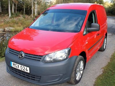 begagnad VW Caddy  VW 2KN