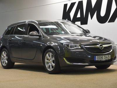 begagnad Opel Insignia Sports Tourer 1.6 CDTI | Värmare | Drag | S&V | 136hk