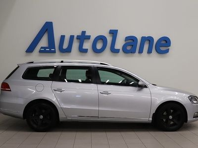 begagnad VW Passat Variant 2.0 TDI BlueMotion 140hk