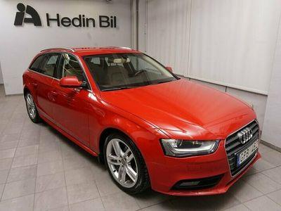 begagnad Audi A4 Avant 2.0 TDI 177Hk (Skinn+Drag)