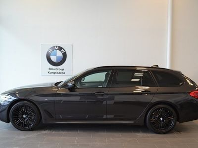 begagnad BMW 520 d Aut Touring / M-sport / Connected / -19