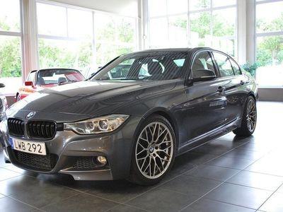begagnad BMW 335 d xDrive Sedan XD SPORTAVGAS MSport m.m 313hk
