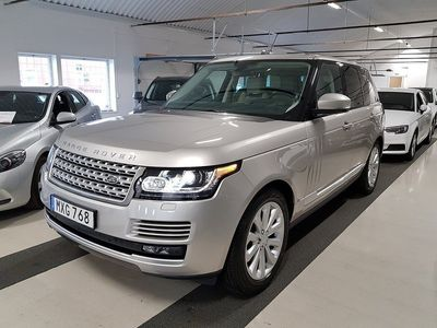 begagnad Land Rover Range Rover 3.0 TDV6 Vogue Panorama