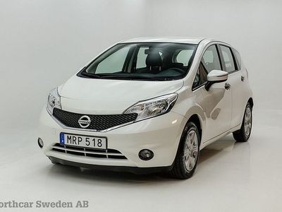 begagnad Nissan Note NOTE1.2 2015, Sedan 89 900 kr