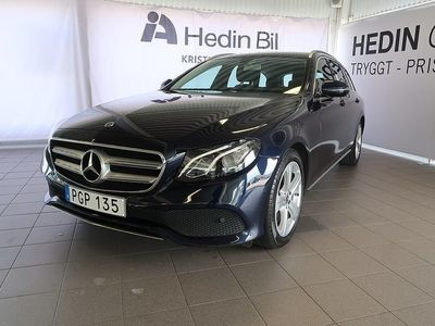 begagnad Mercedes E350 Avantgarde