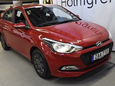 gebraucht Hyundai i20 1.2 M5 Holmgrens Move Edition