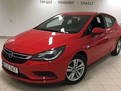 gebraucht Opel Astra ASTRA ENJOY 5-DÖRRARS KOMBIKUPÉ 1.4 TURBO ECOTECÉ