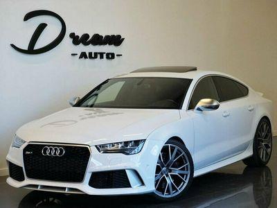 begagnad Audi RS7 FACELIFT MATRIX LED CARBON FRÅN 5500KR