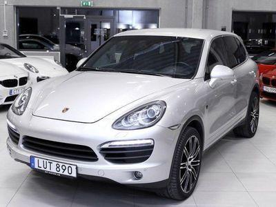 gebraucht Porsche Cayenne S - V8 4.8 (400hk)