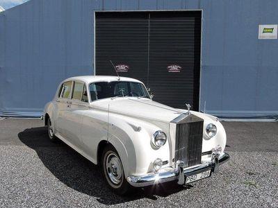 begagnad Rolls Royce Silver Cloud Automat V8 unik bil
