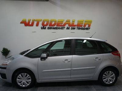 begagnad Citroën C4 Picasso 2.0 HDiF EGS 2008, Personbil 39 900 kr