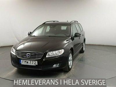 begagnad Volvo V70 D3 Classic Voc Drag Värmare Nyservad Eu6 150hk