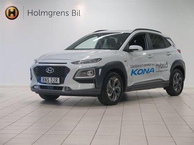 begagnad Hyundai Kona Hybrid Premium Demobil