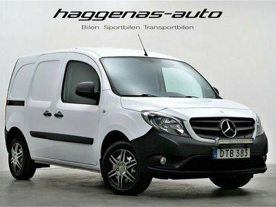 begagnad Mercedes Citan 109 CDI / 90hk / Drag