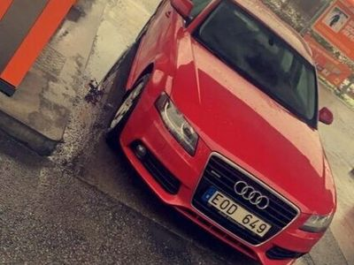 begagnad Audi A4 A4 AVANT 3.0 TDIQ