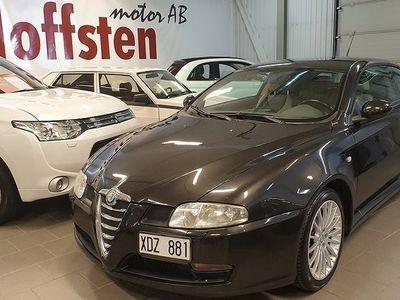 begagnad Alfa Romeo GT 2.0 JTS Distinctive 165hk