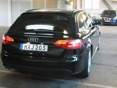 begagnad Audi A4 2.0 TDI